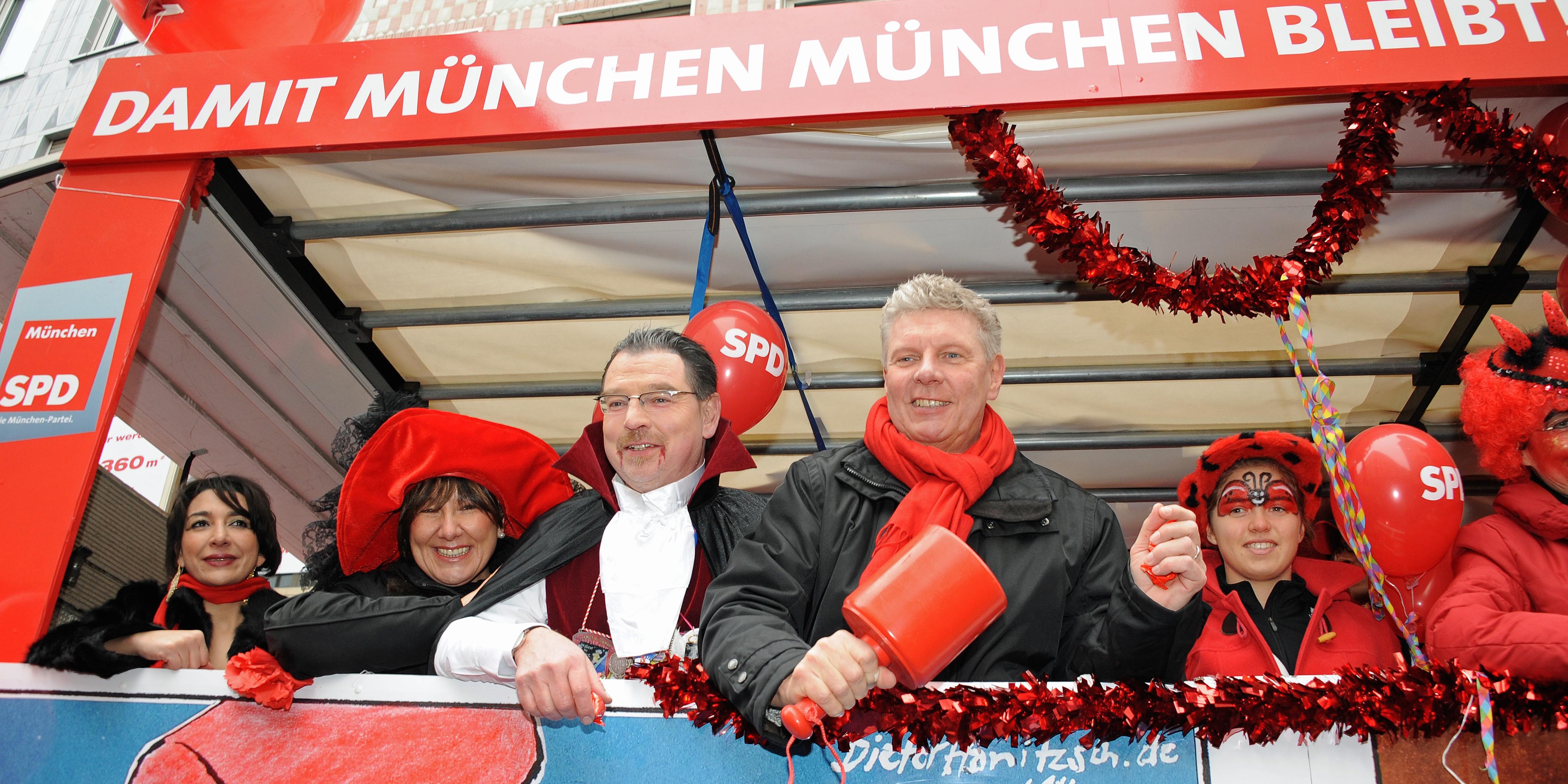 9. Münchner Faschingszug
