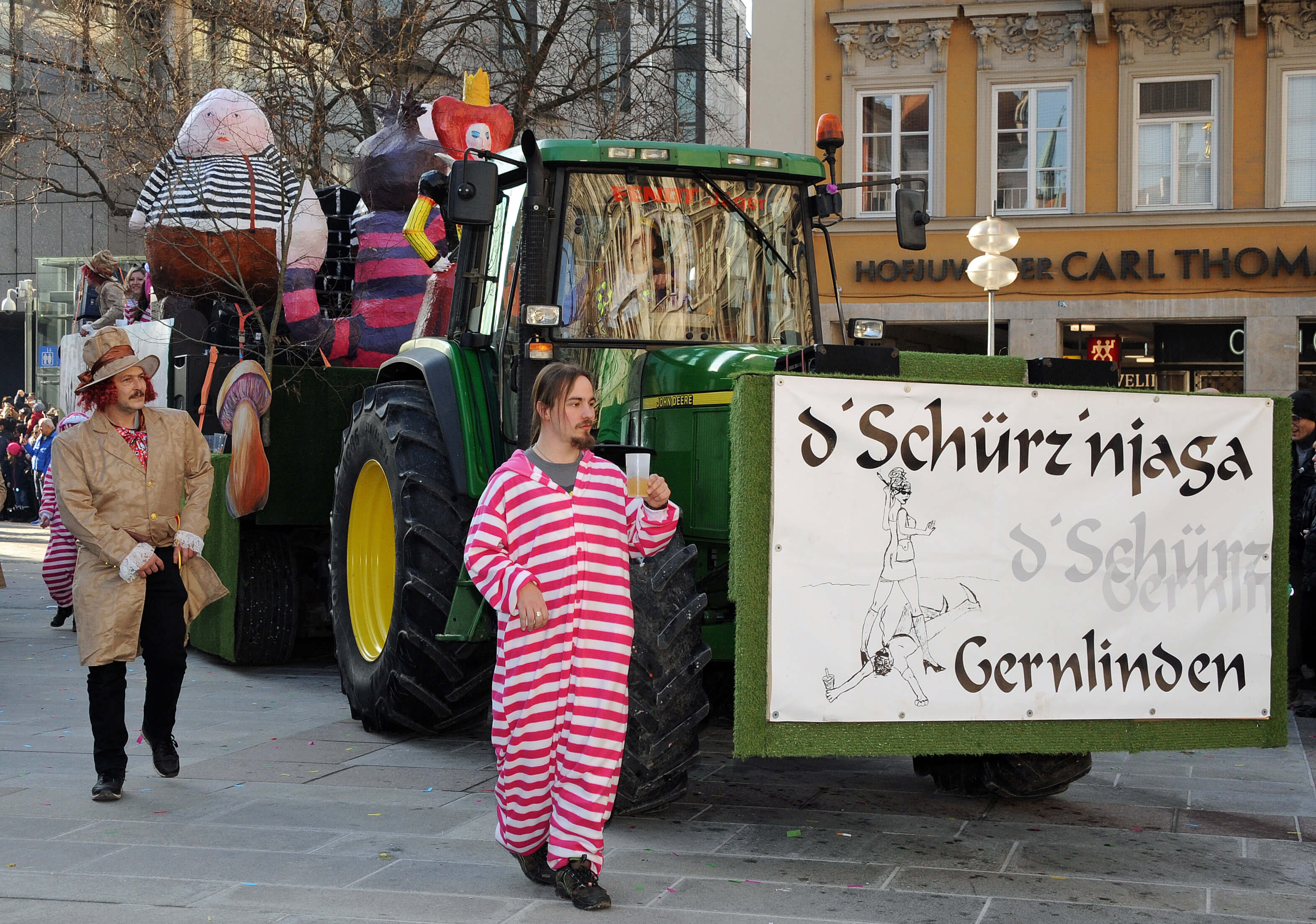 12. Münchner Faschingszug